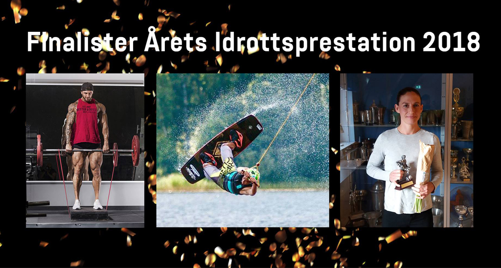 Årets Idrottsprestation 2018